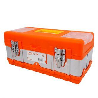 Plastic & Aluminum Tool box