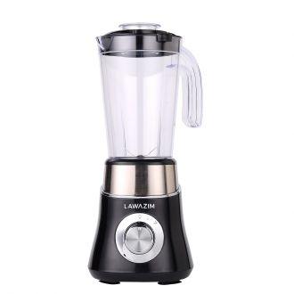 2-in-1 Two Speed Food Blender 300W 800ml Jug with Coffee Grinder Black
