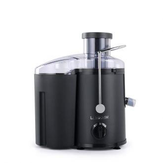 Fruit Power Stainless Steel Juicer 500W - Black