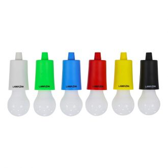 6-Piece Light Bulb With Cord