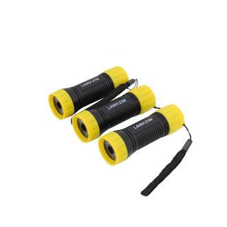 3-Piece Handheld Flashlight