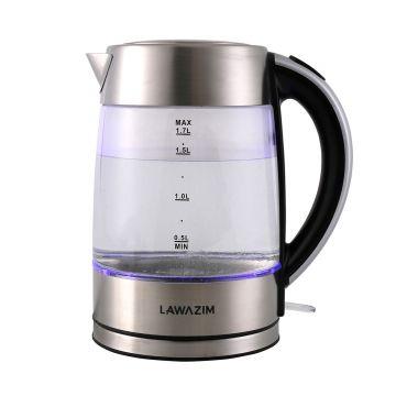 Electric Glass Kettle 2200W 1.7L